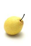 Poire jaune Photo stock