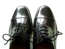 Poished Schuhe stockbilder