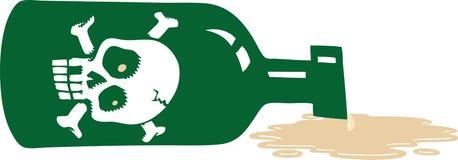 Poison Illustration de Vecteur