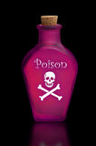 Poison Photographie stock