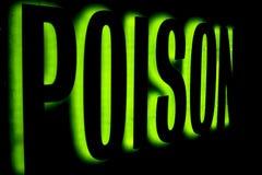 poison Photo stock