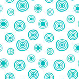 Poison dots seamless pattern Royalty Free Stock Images