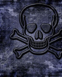 Poison sign background Stock Photography