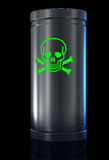 Poisonous substance Royalty Free Stock Photography