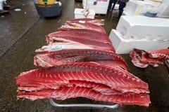Poissonnerie de Tsukiji Image libre de droits