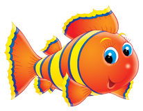Poissons de corail illustration libre de droits