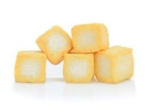 Poissons de tofu Photographie stock