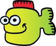 poissons fous Photos libres de droits