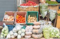 Poissons frais sur un marché turc photo libre de droits