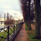 Poissy, Francja Zdjęcia Stock
