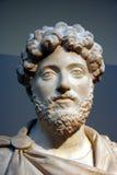 Poitrine de l'empereur romain Images libres de droits