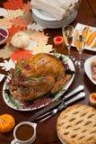 Poivre Turquie pour le thanksgiving Images libres de droits