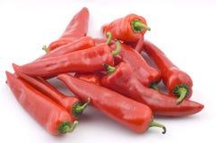 Poivron rouge Image stock