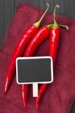 Poivrons de /poivron d'un rouge ardent Images stock
