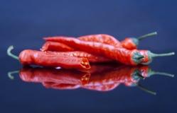 Poivrons de /poivron rouge Photos stock