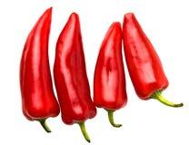 Poivrons de /poivron rouge images stock