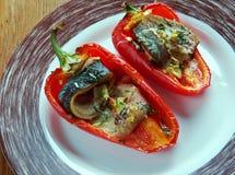 Poivrons Piedmontese - photo stock