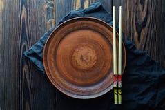 Pojęcie Chińska jedzenie przestrzeń kopiować zdjęcia stock