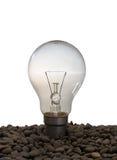 pojęcia żarówki pomysł ilustracji światła wektora Zdjęcia Stock
