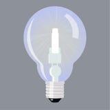 pojęcia żarówki pomysł ilustracji światła wektora Obraz Stock