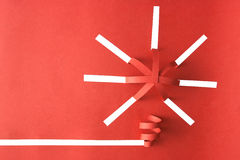 pojęcia żarówki pomysł ilustracji światła wektora Obrazy Royalty Free