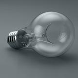pojęcia żarówki pomysł ilustracji światła wektora ilustracja 3 d ilustracji