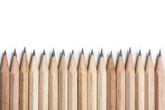 Pojęcia abstrakcjonistyczny tło od ołówków z przestrzenią dla teksta lub Zdjęcie Stock