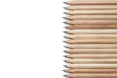 Pojęcia abstrakcjonistyczny tło od ołówków z przestrzenią dla teksta lub Fotografia Stock