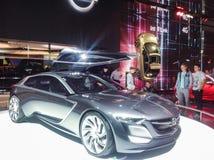 Pojęcia coupe od Opel obraz stock