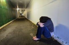 pojęcia fotografii gwałt Zdjęcie Royalty Free