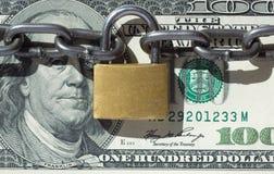 pojęcia pieniężna wizerunku ochrona Zdjęcie Stock