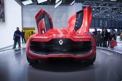 pojęcia wyczynu d Renault z24 zir Fotografia Royalty Free