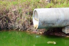 Pojęcia zanieczyszczenie środowiska obrazy royalty free