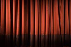 pojęcia zasłony prezentaci czerwony przedstawienie sceny teatr Zdjęcia Royalty Free
