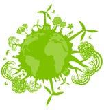 pojęcie środowiskowy Obrazy Stock