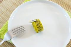pojęcie dieta obrazy stock