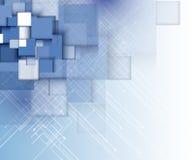 Pojęcie dla nowa technologia Korporacyjnego biznesu rozwoju & Obraz Royalty Free
