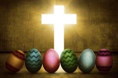 pojęcie Easter szczęśliwy Zdjęcia Stock