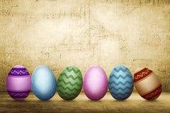 pojęcie Easter szczęśliwy Obraz Royalty Free