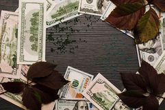 Pojęcie fotografia monetarny, deponować pieniądze, waluta i wekslowi tempa po całym świat, obrazy stock