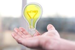 Pojęcie innowacja obrazy stock