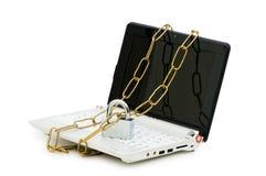 pojęcie komputerowa ochrona zdjęcia stock