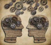 Pojęcie komunikacja, dialog, informacja Obraz Royalty Free
