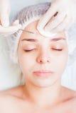 Pojęcie leczenie odmładzanie i skincare zdjęcie royalty free