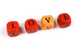 pojęcie miłość Zdjęcia Stock