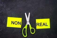 Pojęcie motywacja wpisowi ` non istni nożyce między one i ` bramkowy osiągnięcie, potencjalny pokonywanie fotografia royalty free