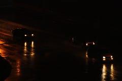 Pojęcie niebezpieczeństwo na drodze Mleko i śliski zdjęcie royalty free