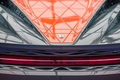 Pojęcie samochodowy Bertone Nuccio zdjęcia royalty free
