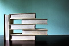 Pojęcie wizerunek książki - edukacja zdjęcie stock
