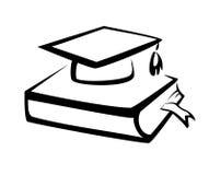 pojęcia edukaci wiedzy symbol Obraz Royalty Free